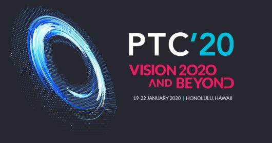 PTC 2020 banner